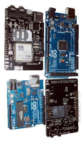 ARDUINO & RASPBERRY PI GSM / GPRS / DTMF / SMS shield a-gsm