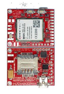 GSM ARDUINO & RASPBERRY PI DUAL SIM SHIELD (micro) ** c-uGSM 1 13