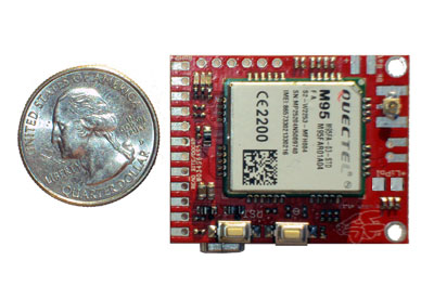 micro dual-SIM GSM module for drones wearables-Raspberry PI and Arduino : c-uGSM shield/module