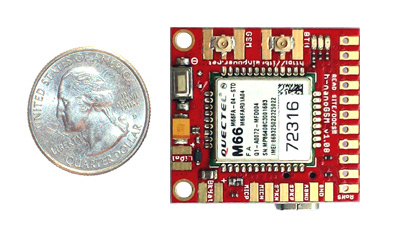 nano GSM + BTH module for Raspberry PI and Arduino : h-nanoGSM shield