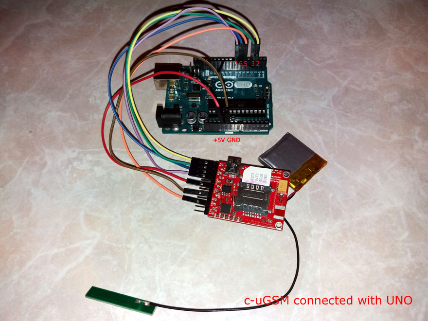 gsm and 3G shields tutorial :: c-uGSM & d-u3G how to start tutorial